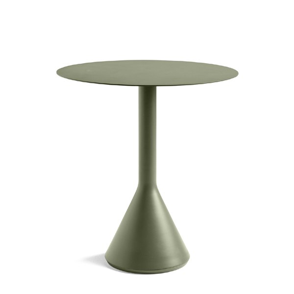 PALISSADE cone table 70 oliva