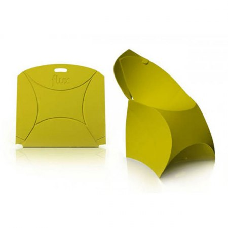 FLUX CHAIR giallo lime