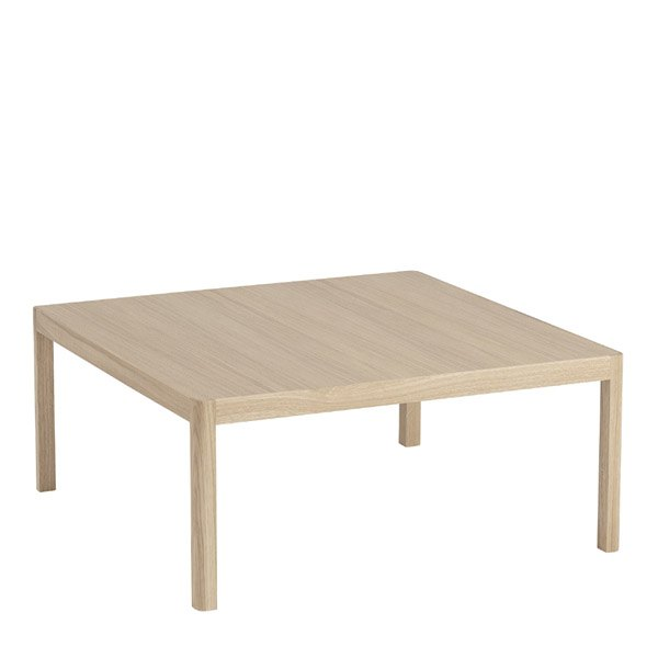 WORKSHOP COFFEE TABLE 86X86 rovere