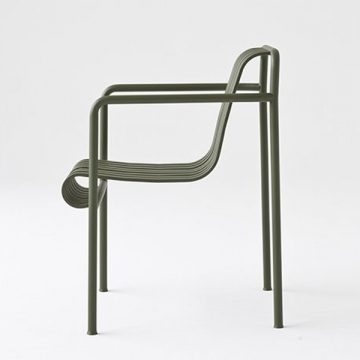 PALISSADE ARMCHAIR antracite