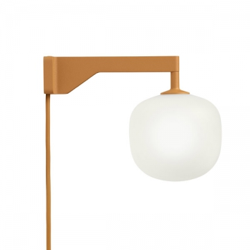 RIME WALL LAMP arancio