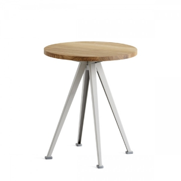 PYRAMID COFFE TABLE 51 - 45  beige oliato