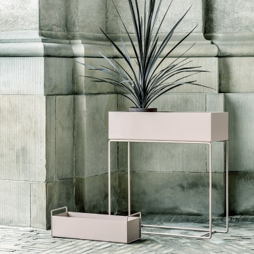 PLANT BOX SMALL cashemere