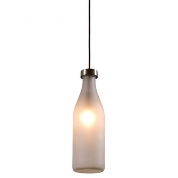 MILK BOTTLE LAMP singola