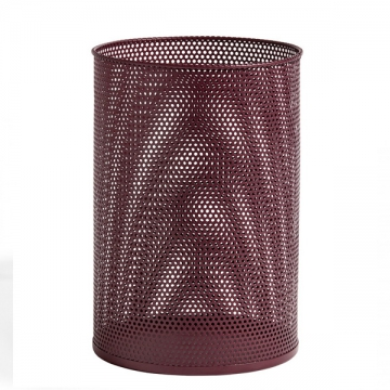 PERFORATED BIN M  bordeaux