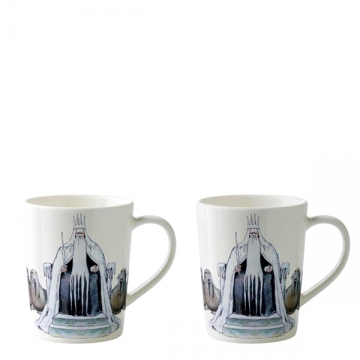 MUGS coppia King Winter
