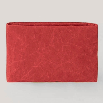 CUSHIONED CASE M rossa