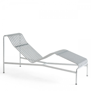 PALISSADE CHAISE LONGUE  grigia