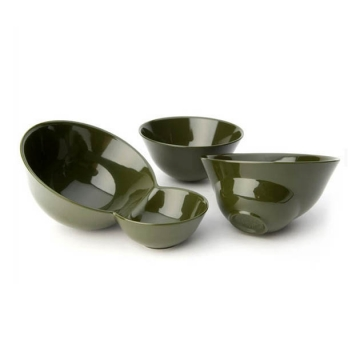 BOWLS PLUS verde scuro