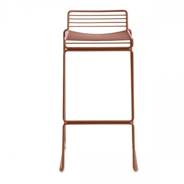 HEE BAR STOOL ruggine 2 sgabelli