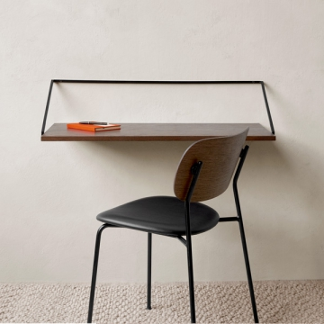 RAIL DESK rovere scurito