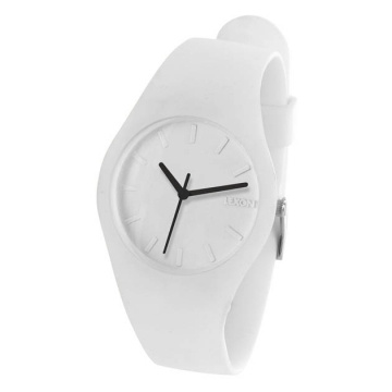 SOFT WATCH bianco