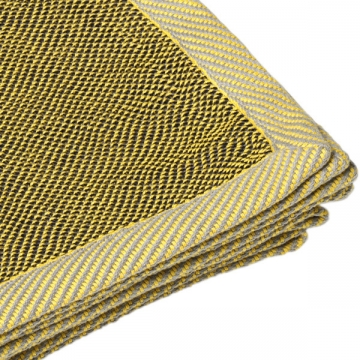 RIPPLE THROW giallo