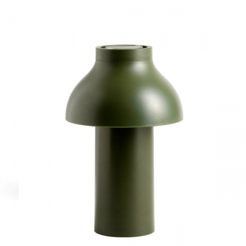 PC PORTABLE LAMP verde oliva
