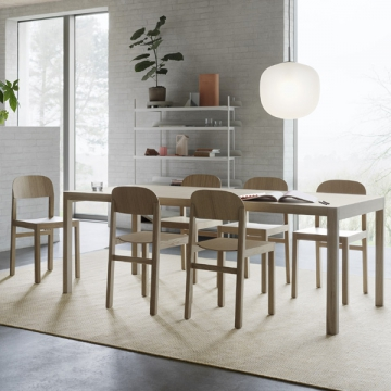 WORKSHOP  TABLE 200 rovere