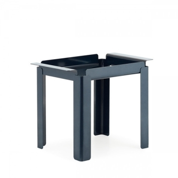 BOX TABLE piccolo blu notte