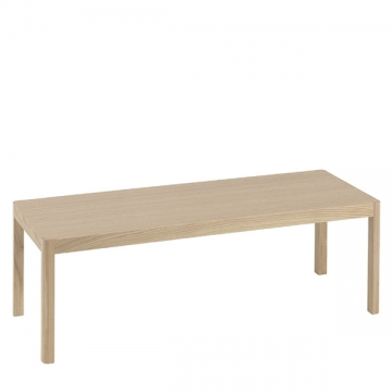 WORKSHOP COFFEE TABLE 120X45 rovere