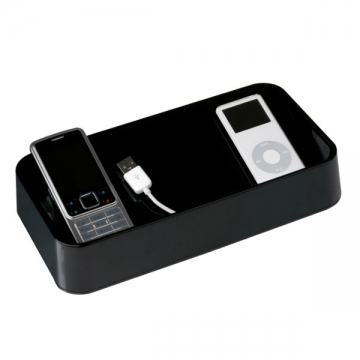 TONY CHARGER BASKET nero