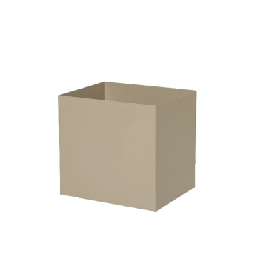 PLANT BOX POT cashemere