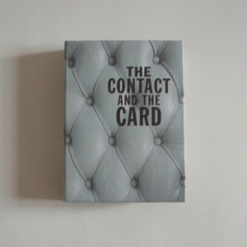 BOOK LITTLE the Contact and the Card